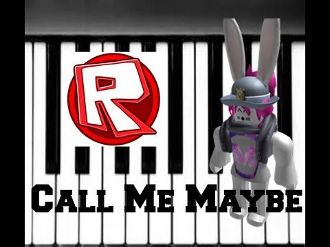 Call Me Maybe Roblox Piano Computer Keyboard Playithub