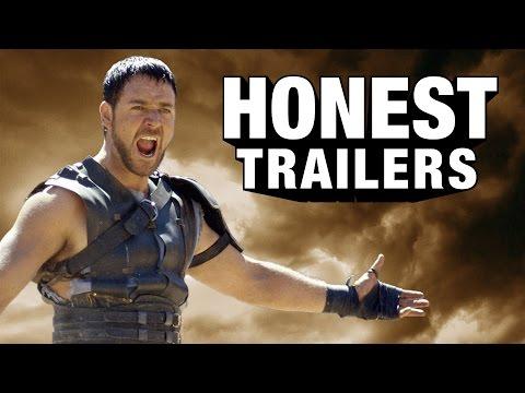 Honest Trailers - Gladiator