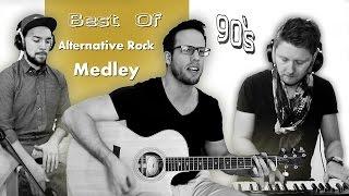 90s Alternative Rock & Pop Classics (Acoustic Medley by Junik)