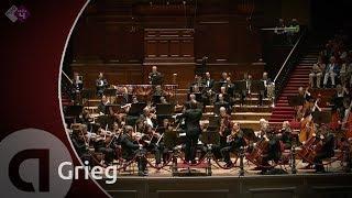 Grieg Peer Gynt Suite no.1 - Live - HD - Limburgs Symfonie Orkest olv. Otto Tausk