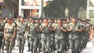 47 aniversario del CITE centro de instruccion de tropas especiales cochabamba 2009