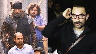 Aamir Khan ACCIDENTALLY REVEALS The Climax Of Thugs of Hindostan
