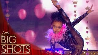 This Dance Will Blow You Away | Little Big Shots