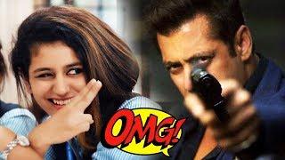Salman के Race 3 का Action Scene हुआ Leak, Priya Varrier इन Actors के साथ करना चाहती है काम