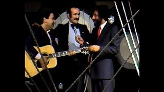 مارتیک و ابی با آهنگ شب زده در شوی تلویزیونی فریدون فرخزاد در آمریکا - دهه 60