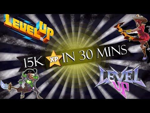Arcane Legends   HOW TO EARN 15K XP IN 30 MINS!!!