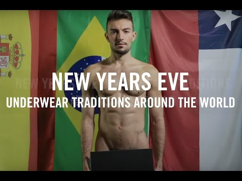 New Years Eve Underwear Traditions Around the World