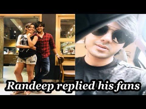 Randeep replied his fans for his recent post | Ashdeep | Samaina | Randeep | Ashi | Wings news