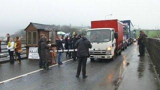 Brexit: No customs posts on the Irish border