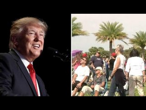 President Trump to hold campaign style rally in Florida
