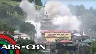 TV Patrol: Pagsagip ng mga sundalo sa kanilang kabaro sa Marawi