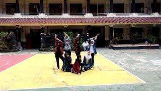 SMAN 1 Purwakarta Dance (JaipongxKecak , Boombayah, Fire x Ice Cream Cake)