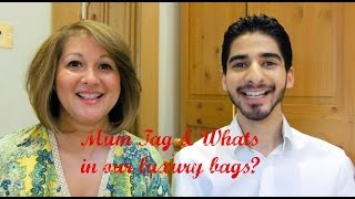 Meet My Mum! & Whats In Our Bags!