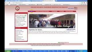 Railway me PNR number ka ka matlab kya hota hai?-tutorial