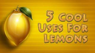 5 Cool Uses for Lemons