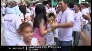 Love festival in Phillipines