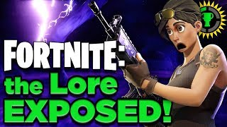 Game Theory: Did I Find Fortnite