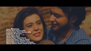 Khataa By Rafay Bukhari RB