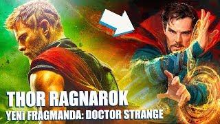 THOR RAGNAROK: Doktor Strange'in Filmdeki Rolü Ne? Hulk ve Banner Sorunu!