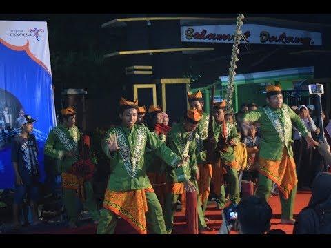 Patrol Masa Kini Dharma Budaya Sendra Laras bali No 5 On the road Srono Banyuwangi