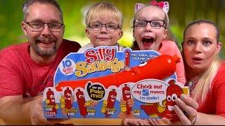 Wacky Wednesday 72 - Silly Sausage Game By John Adams