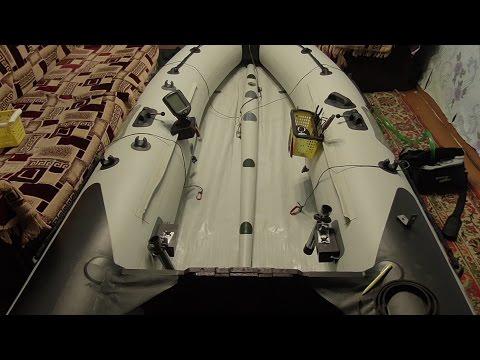 тюнинг пвх лодки на ютубе
