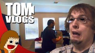 Tom Vlogs: Let's Move Some Furniture (Mar 11, 2018 - Mar 17, 2018)