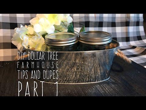 Xxx Mp4 DIY Dollar Tree Farmhouse Tips And Dupes Part 1 3gp Sex