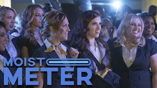 Moist Meter: Pitch Perfect 3
