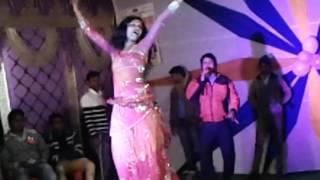 Ahiyapur stage dance