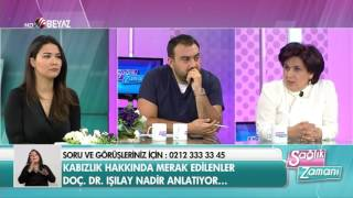 Doç. Dr. Işılay Nadir - Beyaz TV Sağlık Zamanı 04.03.2017