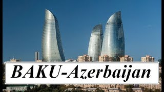 Azerbaijan/Baku Part 1