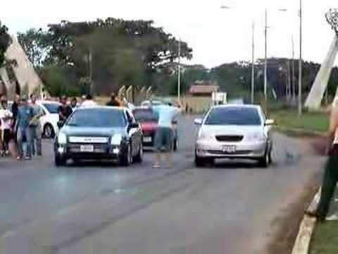 Piques Guanare Fusion 07 VS Corolla 07 modificado