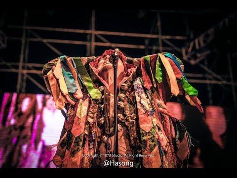 Voodoo Kungfu - Full Show - Live at Midi Festival 2015