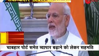 Khabar 20-20: Iranian President Hassan Rouhani supports inclusion of India in