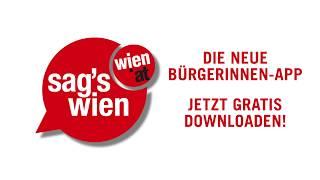 Sag's Wien -  new citizens' app