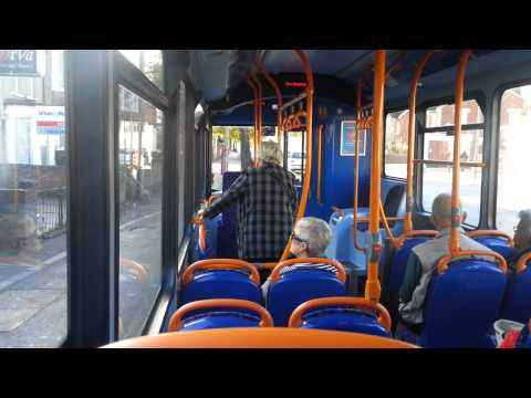 Stagecoach Bedford Enviro 200 36935 SN63 KFP On Elstow Park & Ride