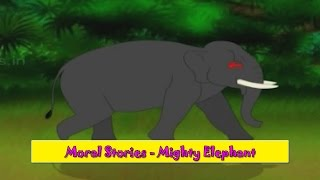 Mighty Elephant Story | Moral Stories for Kids | English Stories for Children HD