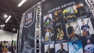 NAMM 2017 - Day 1 Recap (John Petrucci, Chapman, Mayones, and more)