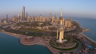 Kuwait City - Aerial Footage | تصوير جوي في مدينة الكويت