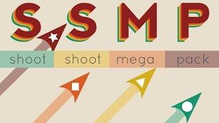 Shoot Shoot Mega Pack - #1 - I Am Beige Charlie!! (4 Player Gameplay)