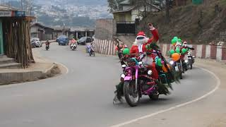 The Small Club....The Tribe Motorcycle Club.....Nagaland ....Our Christmas carol