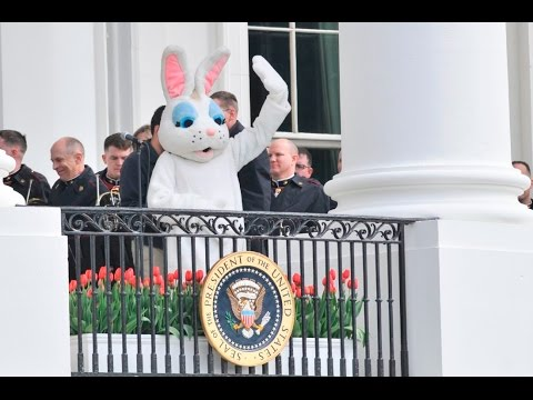 LIVE STREAM Easter at The White House President Donald Trump Speech from the Truman Balcony