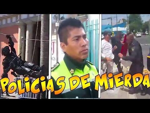Policías Borracho pendejo ogete y más