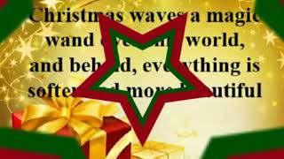 Latest Merry Christmas and Happy New Year 2018 Wishes with quotes