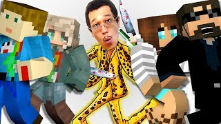 Minecraft: MEME MURDER | MODDED MINI-GAME
