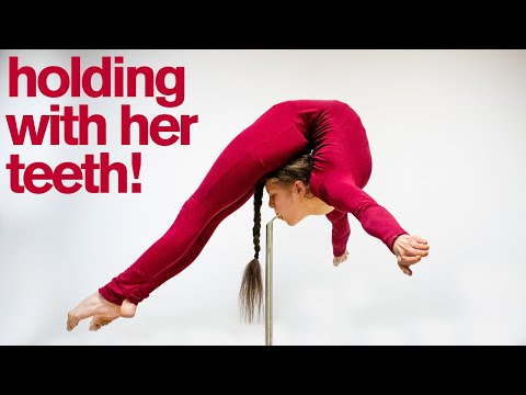 World s Most INSANE DAREDEVIL Contortionist Ultimate Photo Challenge DON T TRY THESE TRICKS