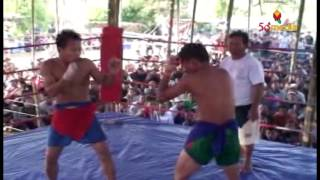 Kyar Maung Vs Kyaw Htin- © 50Media Myanmar Channel (Culture Must  prevail The World)