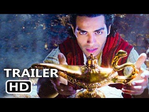 Xxx Mp4 ALADDIN Official Trailer TEASER 2019 New Disney Movie HD 3gp Sex