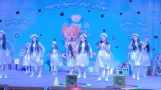 قناة اطفال ومواهب الفضائية برومو مهرجان روناجرو بالرياض